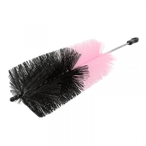 Bowlbürste Black-Pink