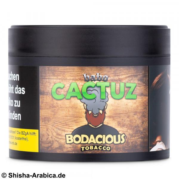 Bodacious Tobacco - Babo Cactuz 200g Tabak