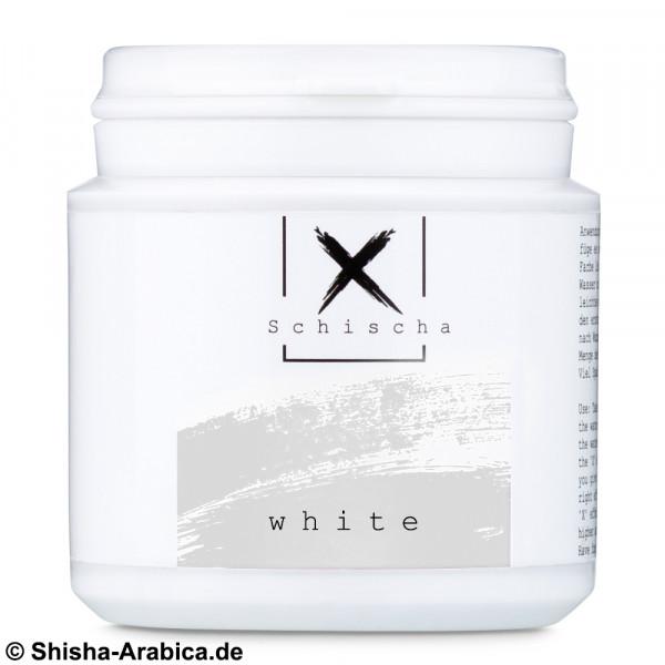 XSchischa Farbpulver Sparkle White 50g
