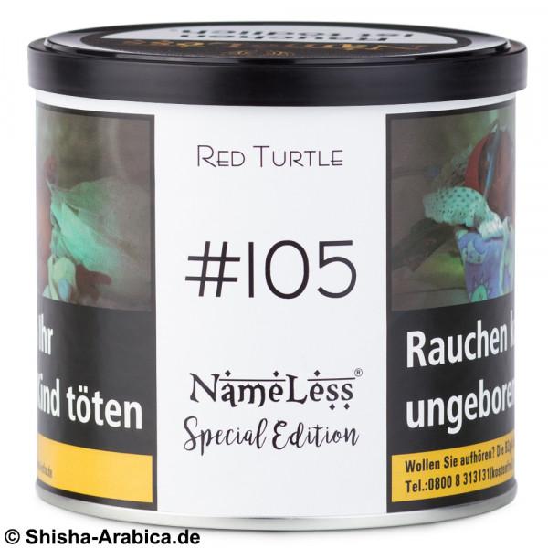 NameLess Tobacco #105 Red Turtle 200g Tabak
