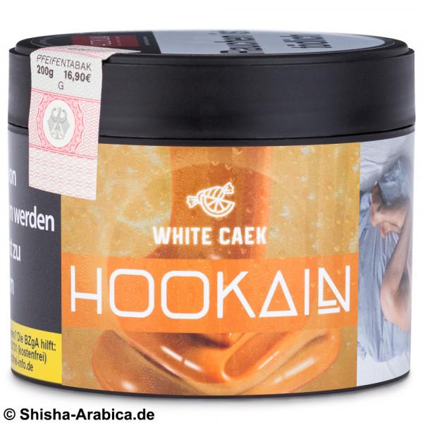 Hookain Tobacco - White Caek 200g