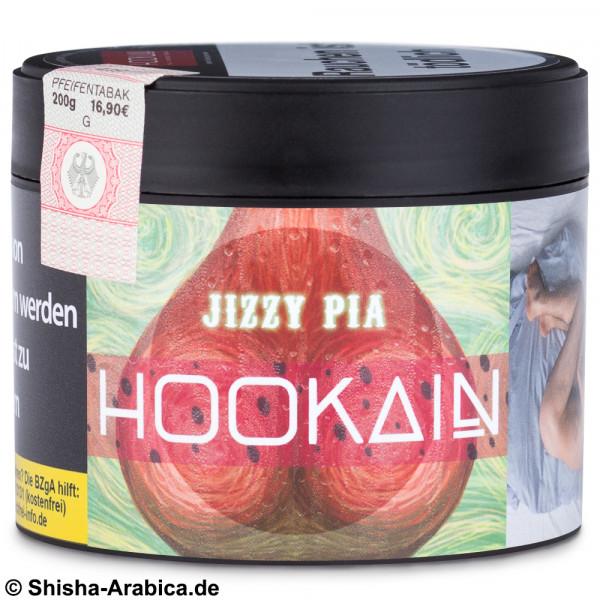 Hookain Tobacco - Jizzy Pia 200g Tabak