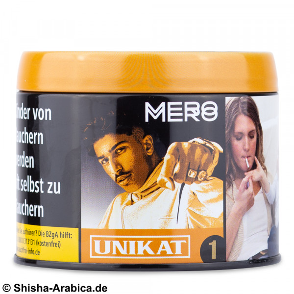 Mero No.1 Unikat 200g Tabak