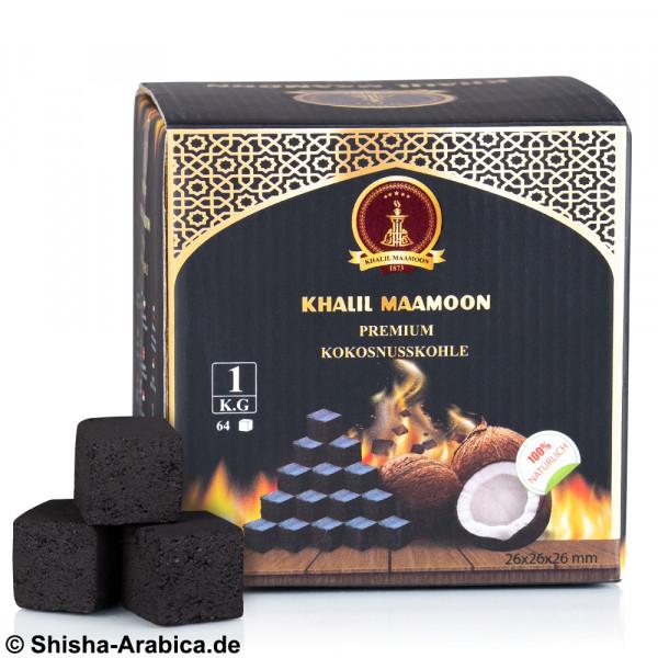 Khalil Mamoon Naturkohle 26er 1kg