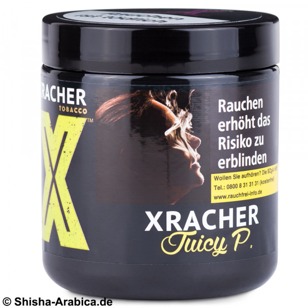 XRACHER Tobacco Juicy P. 200g Tabak