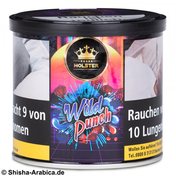 Holster Tobacco Wild Punch 200g Tabak