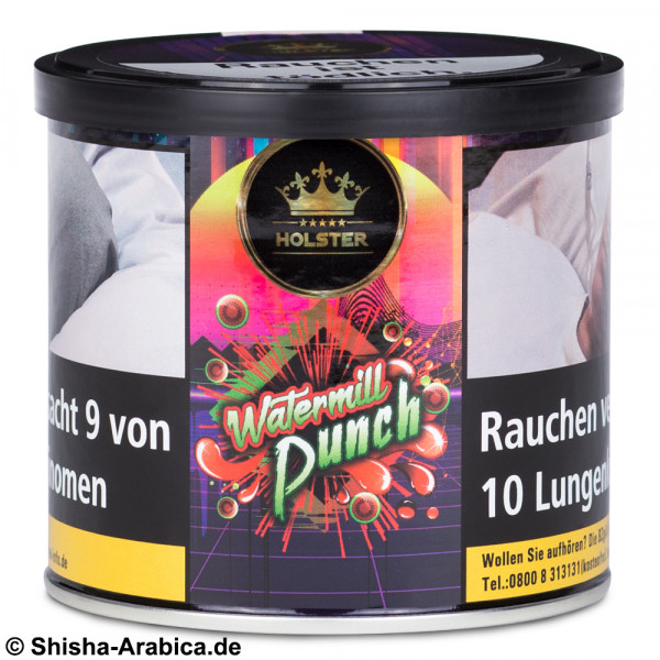Holster Tobacco Watermill Punch 200g Tabak