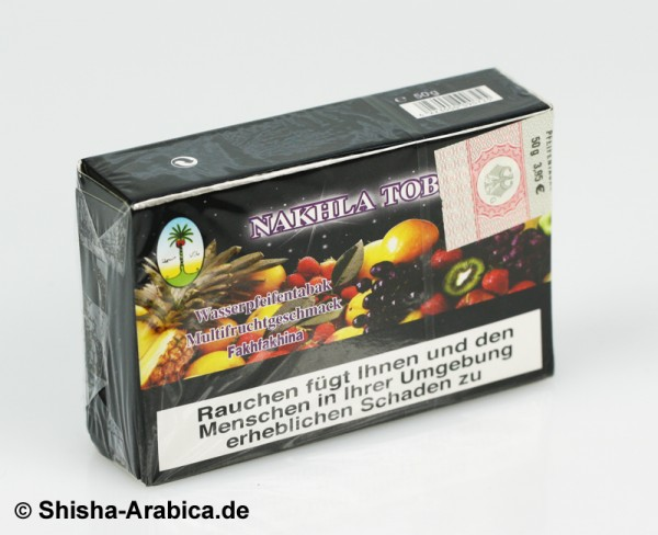 Nakhla Tropical (50g)