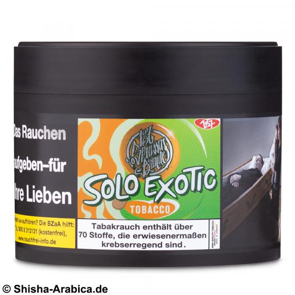 187 Tobacco Solo Exotic 200g TPD2 Tabak
