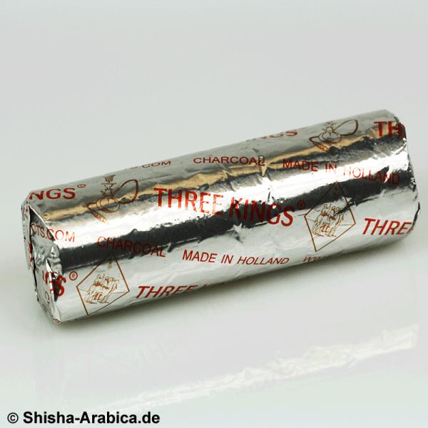 Three King Shisha Kohle 40mm 10er Rolle