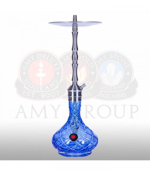 Amy Deluxe 114.01 Xpress Vain Blue Shisha