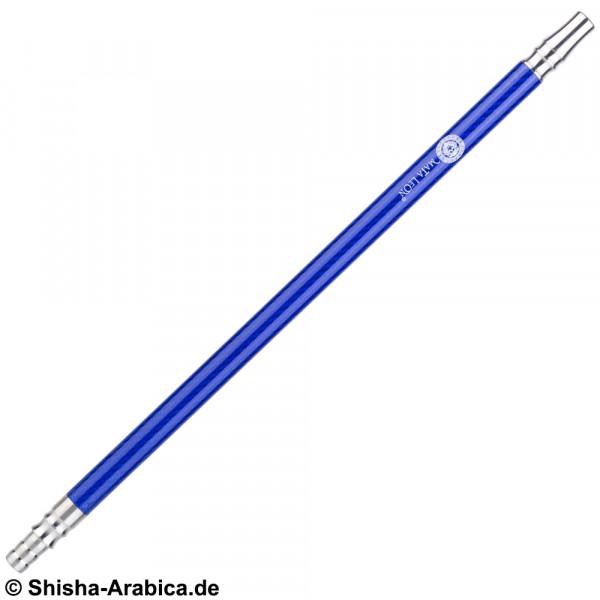 Mata Leon Carbon Mundstück Edelstahl V2A Blue