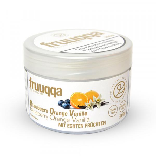 Fruuqqa - Blaubeere Orange Vanille 200g