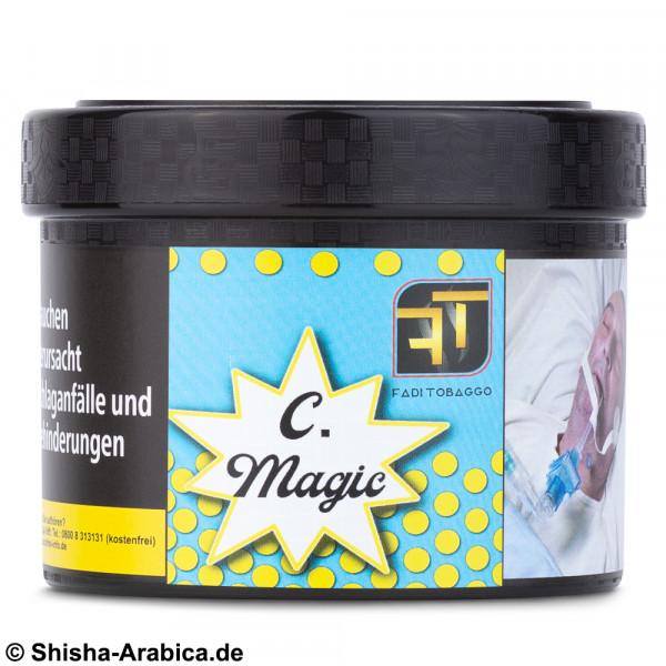 Fadi Tobaggo C.Magic 200g Tabak