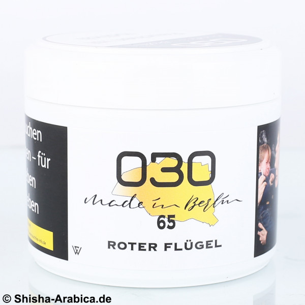 030 Tobacco - Roter Flügel #65 200g Tabak