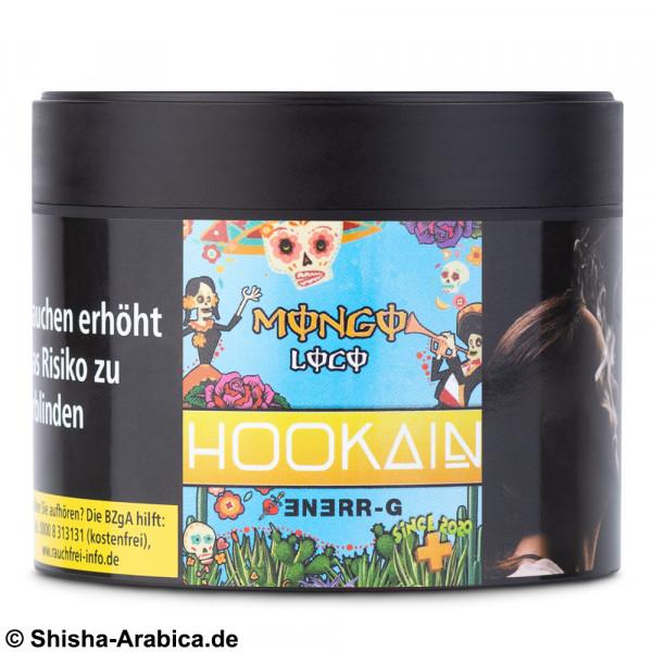 Hookain Tobacco - Mongo Loco RR 200g