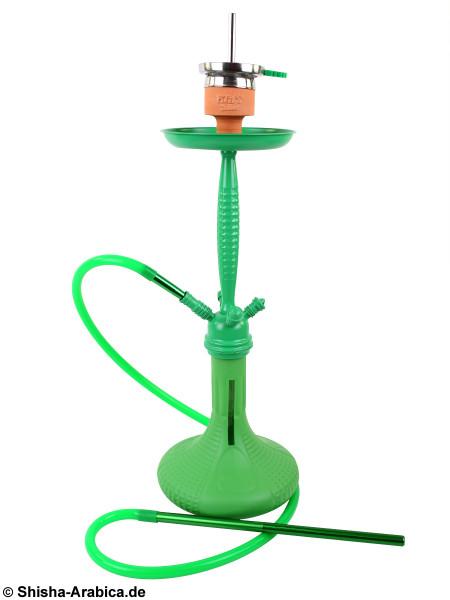 Amy Deluxe BOA Shisha Green (grüne Säule)