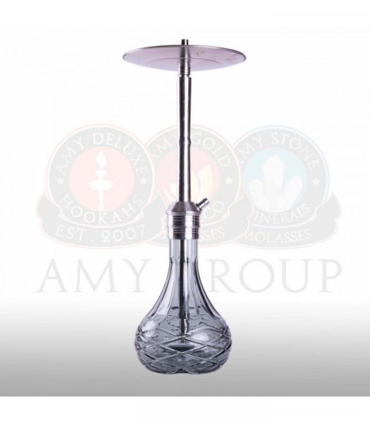 Amy Deluxe SS30.01 Xpress Chill Black Shisha