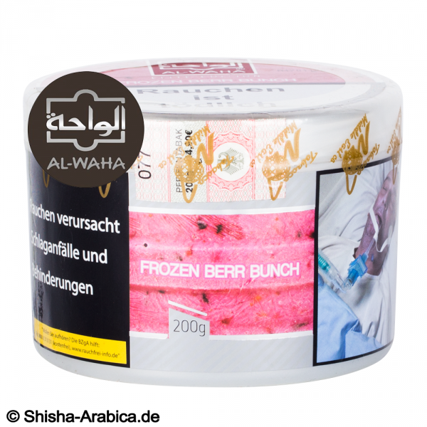 Al Waha Frozen Berry Bunch 200g