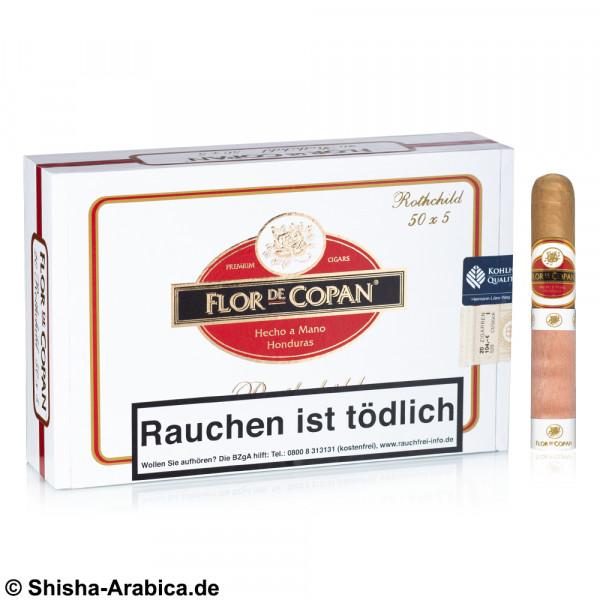 Flor de Copán Zigarren - Classic Rothshild (Robusto) 20St.
