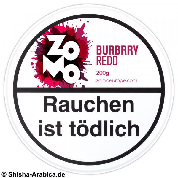 ZOMO Burbrry Redd 200g Tabak