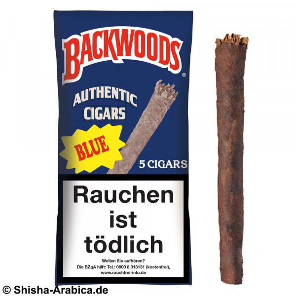 Backwoods Cigars Blue 5St.