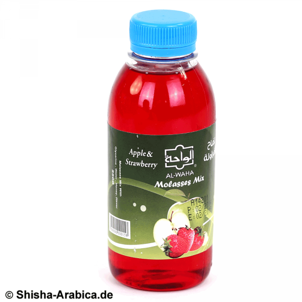 Al Waha Mix Apple Strawberry 250ml