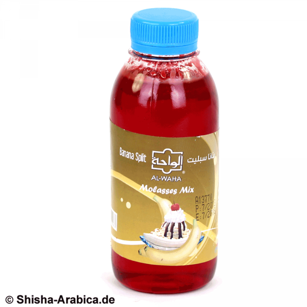 Al Waha Mix Banana Split 250ml