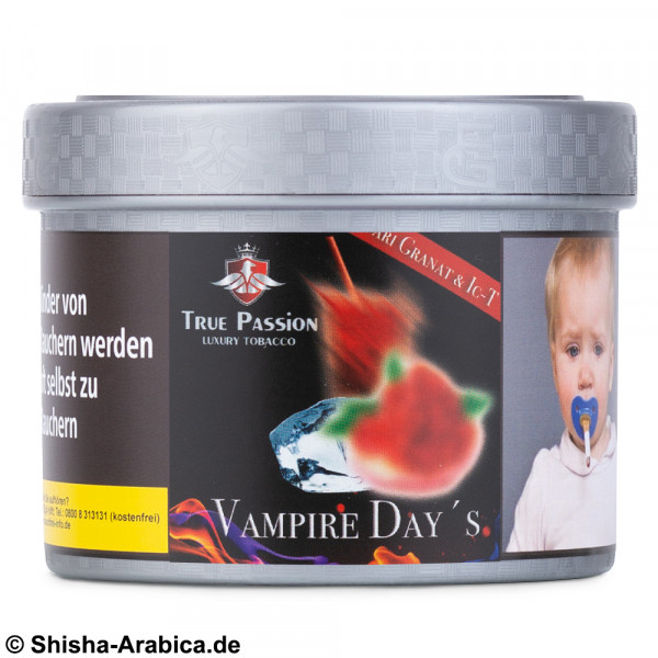 True Passion Vampire Day's 200g Tabak
