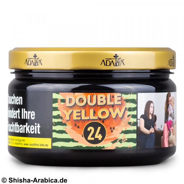 Adalya No.24 Double Yellow 200g Tabak