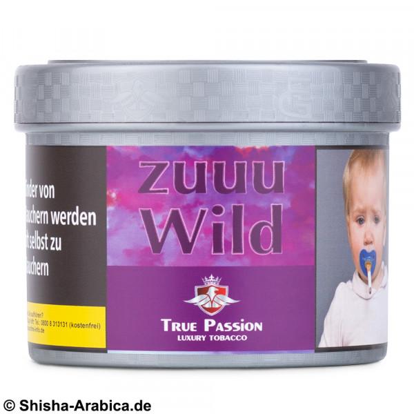 True Passion Zuuu Wild 200g Tabak