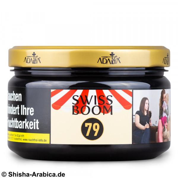 Adalya No.79 Swiss Boom 200g Tabak