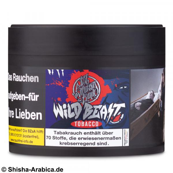 187 Tobacco Wild Beast 200g TPD2 Tabak