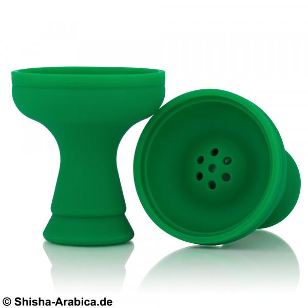 Silikon Power Bowl Green
