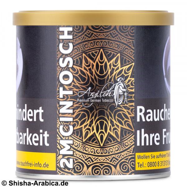 Argileh Tobacco 2Mcintosch 200g Tabak