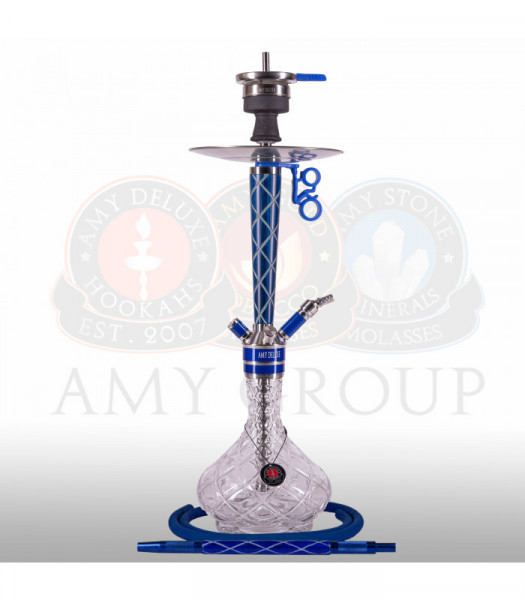 Amy Deluxe 102.01 X-Ray Blue Shisha