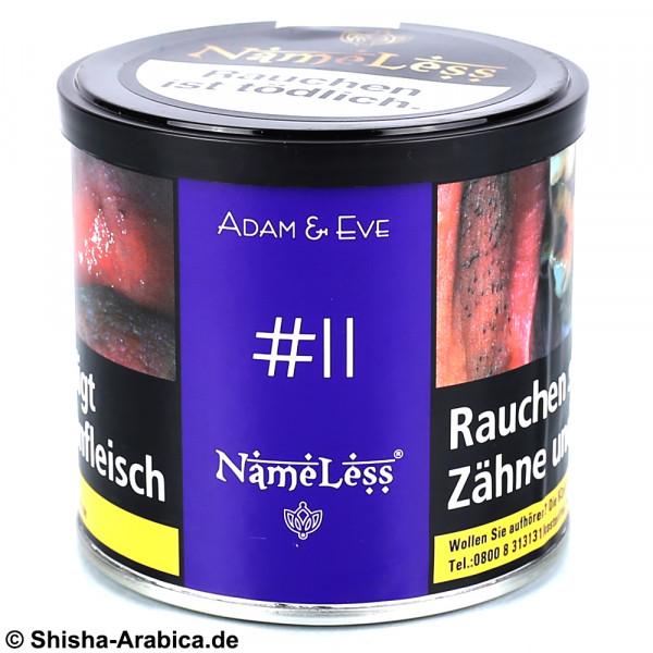 NameLess Tobacco #11 Adam & Eve 200g Tabak