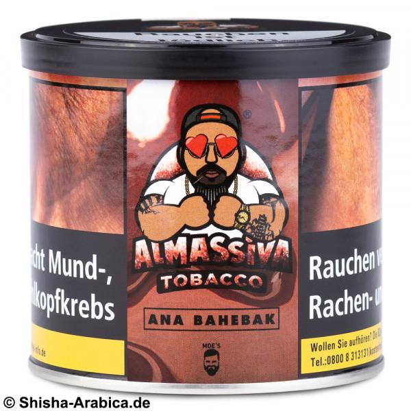 ALMASSIVA Tobacco - Ana Bahebak 200g Tabak
