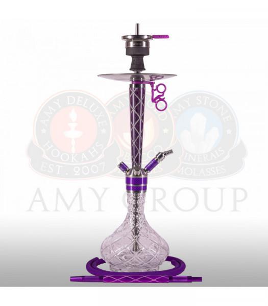Amy Deluxe 102.01 X-Ray Purple Shisha