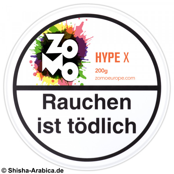 ZOMO Hype X 200g Tabak