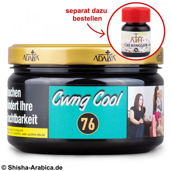Adalya No.76 Cwng Cool 200g Tabak