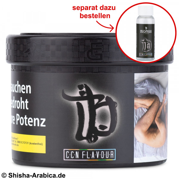 Bushido Tobacco - CCN Flavour 200g