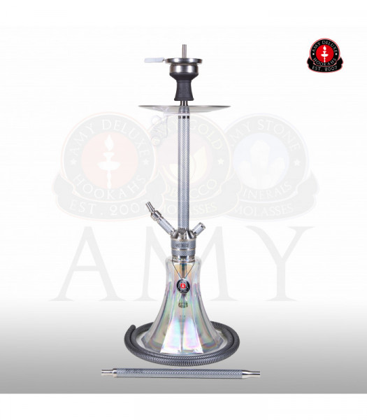 Amy Deluxe SS22.01R Carbonica Pride R Clear (Weisse Säule)
