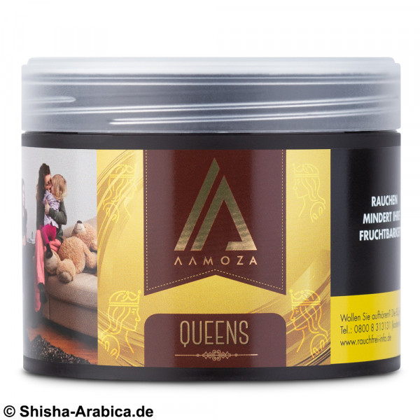 Aamoza Tobacco - Queens 200g