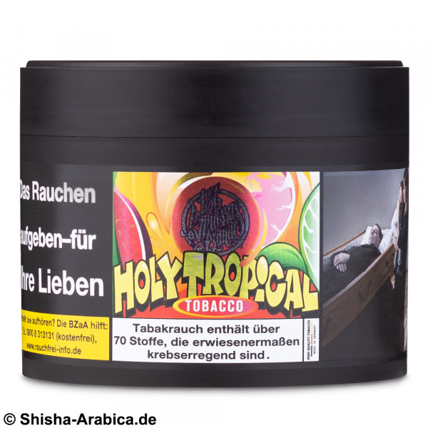 187 Tobacco Holy Tropical 200g TPD2 Tabak