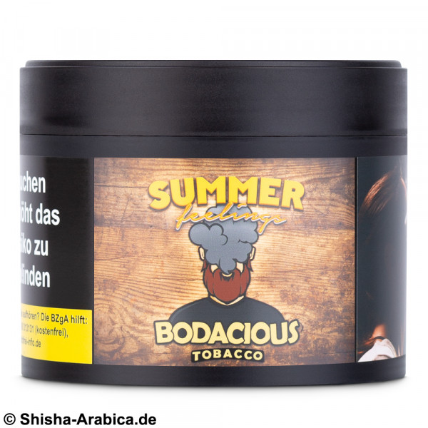 Bodacious Tobacco - Summer Feelings 200g Tabak