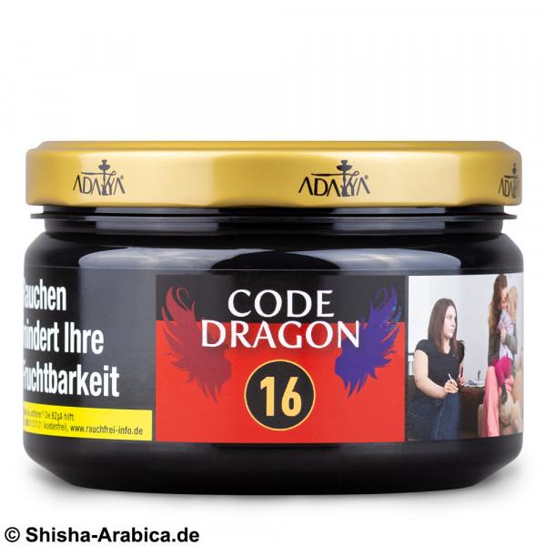 Adalya No.16 Code Dragon 200g