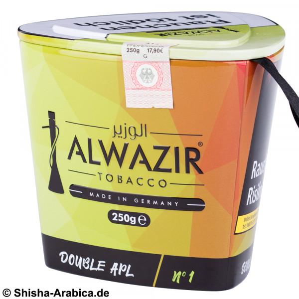 Al Wazir No.1 Double Apl 250g