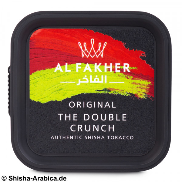 Al Fakher - The Double Crunch 200g Tabak