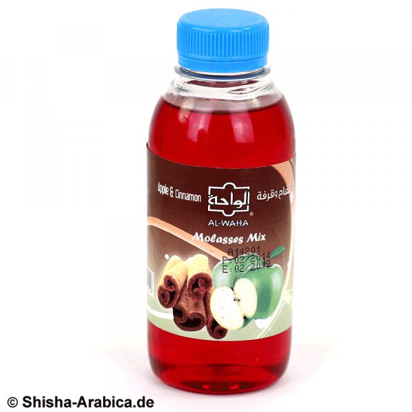 Al Waha Mix Apple Cinnamon 250ml